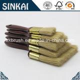 Синтетический Конический Щетка с деревянной ручкой