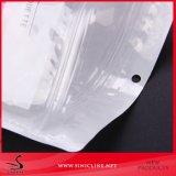 걸림새 구멍과 Zip를 가진 Sinicline 여자의 란제리 비닐 봉투
