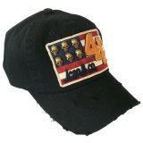 金属が付いている素晴らしいお父さんの帽子はGj1708Aを散りばめる