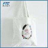 Zoll gedruckter Einkaufstasche-Baumwollverpackenbeutel-Segeltuchtote-Beutel