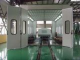 Four industriel de cabine de jet pour la grande peinture de véhicule