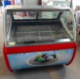 Gelato System-Gerätpopsicle-Gefriermaschine-Kostenzähler
