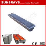 Textil de procesamiento de tela de infrarrojos quemador (K850)
