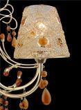 2016 de Nieuwe Verlichting van het Kristal van de Lamp van de Kroonluchter van het Type van Glas van het Koper van het Afgietsel van de Matrijs van het Ontwerp