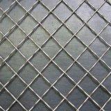 Acoplamiento tejido inoxidable del alambre de acero de la armadura llana