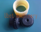 Scambio flessibile d'acciaio di nylon dell'accoppiamento dell'attrezzo di Conbined con il tipo di Ktr Bowex