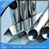 Tubo del cuadrado del acero inoxidable de ASTM A554