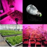 14W E27 LEDは花のプラントのためのランプを育てるライトを育てる