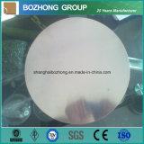 Plaque en aluminium de cercle de la bonne qualité 5181