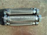 Anulares ou Tubo de Aço Staninless hélice do tubo de metal flexível