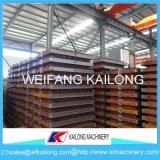 Equipo de la fundición de hierro gris del matraz del molde de los matraces del bastidor de la alta calidad