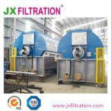 化学工業のための真空の回転式フィルター