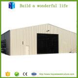 Magazzino della struttura d'acciaio di protezione dell'ambiente di basso costo di disegno della costruzione