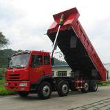 Cilindro hidráulico telescópico do multi estágio resistente para o caminhão de descarga