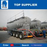 Titan-Fahrzeug-Masse-Kleber Bulker Transportvorrichtung-Becken-Tanker-halb Schlussteil für Verkauf