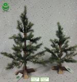albero di Natale artificiale del PE di 0.3-0.5m per la decorazione - Woodcross Pinetree