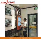 OEM LCD van 13.3 Duim Signage van de Vertoning de het Digitale Voedsel van de Zelfbediening van de Kiosk van Internet van de Informatie van het Scherm van de Aanraking van de Reclame Interactieve of Kiosk van de Betaling van de Rekening van de Verkoop van het Kaartje