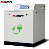 7.5kw de permanente Compressor van de Lucht van de Schroef van de Magneet Veranderlijke Riem Gedreven