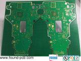 Tg180 HDI盲目の埋められたBGA制御インピーダンスPCB