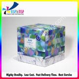 Boîte de empaquetage de carton rigide coloré d'impression pour la crème de soin de cheveux