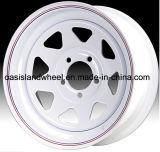 4X4 rotella d'acciaio (16X7) per il rimorchio