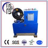Máquina de friso da mangueira hidráulica da potência 220V /380V do Finn de Alemanha