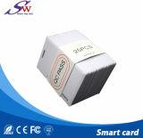 플라스틱 근사한 13.56MHz Rewritable 망고 주문 투명한 RFID 카드