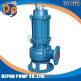 Centrífugas de eléctrico da bomba submersível para água suja