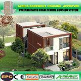 최신 판매 태양 조립식 집 SIP 모듈 Prefabricated 집 EPC