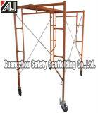 De lichte Steiger van het Systeem van het Frame van het Staal van de Plicht voor Bouw, Fabrikant Guangzhou (HF1930)