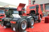 Rhd 371HP Zz4257S3241WHOWO Veículo Pesado Sinotruck do Trator