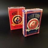 As cartas de jogar papel mágico