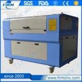 木のためのFmj6090によってカスタマイズされる二酸化炭素レーザーの彫版機械