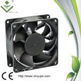 Ventilateur d'extraction axial de ventilateur de refroidissement de C.C du ventilateur 9238 de ventilateur de refroidissement imperméable à l'eau du contrôle de température 92mm de Xj9238h