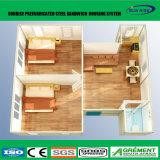 [40فت] تصميم وعاء صندوق منزل [ستيل ستروكتثر] فندق بناية مختبرة وعاء صندوق