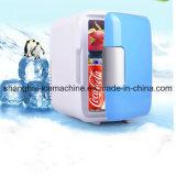 4L Portable Mini-frigo, refroidisseur et chaud pour la voiture et à la maison