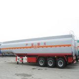 Tri-Axle 40000 литров из нержавеющей стали бак прицепа