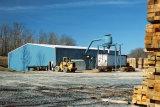 De Bouw van het Landbouwbedrijf van de Structuur van het staal met het Dak van de Boog (kxd-SSW151)