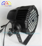 IP65 LED Stage Lighting 54 * 3W imperméable LED PAR Can