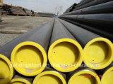 Труба GR B ASTM A106/API 5L безшовная стальная (20#)