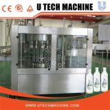 Volles automatisches Trinken/reines/Mineralwasser-Flaschenabfüllmaschine beenden
