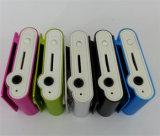Giocatore di musica Mx-801-MP3 con la funzione della scheda di TF e della clip
