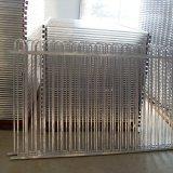 中国の製造者の機密保護のプールの塀、アルミニウム塀のパネル