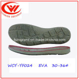Chaussures occasionnelles neuves d'Outsole EVA de type uniques pour des enfants