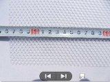 HDPE прессовал надувательство шестиугольной мягкой пластичной сетки плоское сетчатое горячее в американских рынках