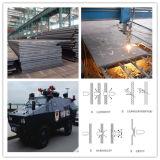Piatto abrasivo del piatto d'acciaio di Ar400 Ar500/&High su resistente all'uso Stregnth