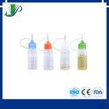 Soft PE/PET transparent 10ml 15ml 20ml 30ml 50ml 100ml E cigarette liquide bouteilles de jus