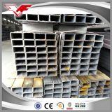 Tubo de acero galvanizado sumergido caliente de la sección hueco cuadrada