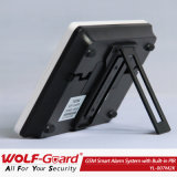 Inteligente profesional inalámbrica GSM de alarma de seguridad con PIR incorporado (YL-007M2K)