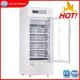 Медицинские используется в вертикальном положении банка крови холодильник (BBR130)